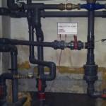 Instalación descaler ps-50 impulsión piscina