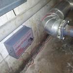 Instalación descaler ps-100 protección calderas ACS