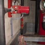 Instalación descaler ps-50 en dos calderas ACS