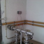 Instalación Descaler ps-65 entrada principal red
