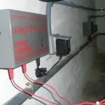 Instalación descaler ps-50 en calderas ACS