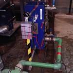 Instalación descaler ps-150 intercambiador ACS