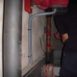 Instalando Descaler ps-50 en calderas ACS
